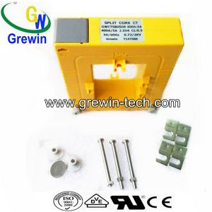 100-5000A UL Split Core Current Transformer for Power Factor Correction Devices pictures & photos
