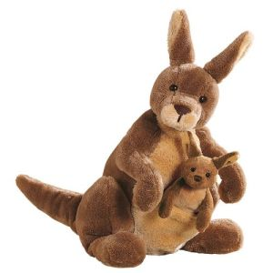Super Soft and Plush Stuffed Animal Kangaroo pictures & photos