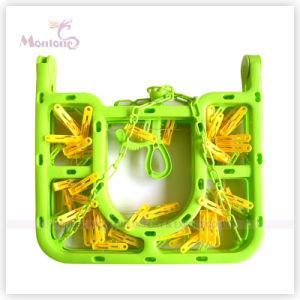 63.8*34.5cm Space Saving Plastic Underware Hanger pictures & photos