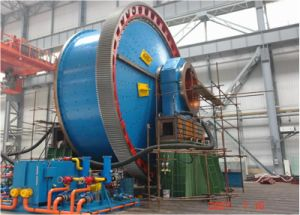High Efficiency Large Grinding Ball Mill pictures & photos