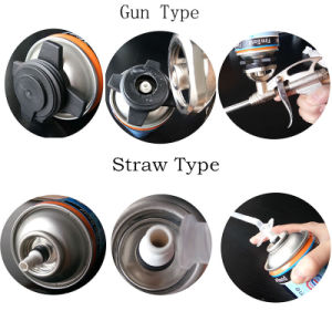 Easy Use Gun Type PU Foam pictures & photos