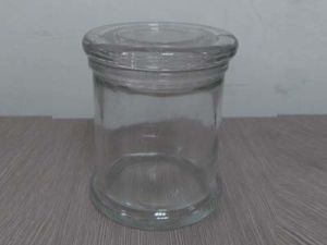 Glass Candle Jar (A-1017) for Daily Use pictures & photos