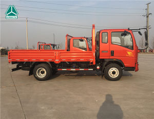 Sinotruk HOWO 5t Diesel Light Duty Cargo Truck pictures & photos