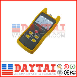 High Quality Handheld Fiber Optical Power Meter pictures & photos