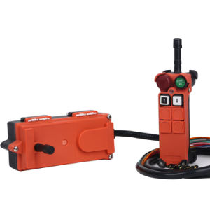 F21-2s 2 Channel Single Speed Two Push Button Industrial Wireless Remote Control pictures & photos
