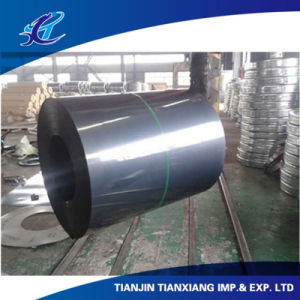 Steel Pipe Making SPCC Cold Rolled Black Annealing Coil pictures & photos