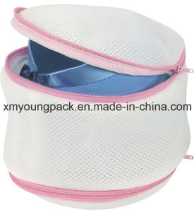 Custom Nylon Mesh Bra Laundry Washing Bag pictures & photos