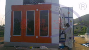 Nigeria Popular Spray Booth with Soncap Certificate Wld8200 pictures & photos