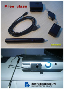 Pj10s-Wireless Projector Add-in Interactive Whiteboard pictures & photos