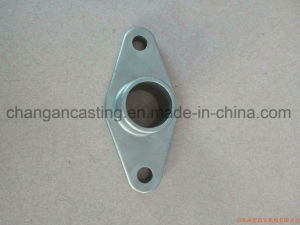 High Precision Steel Casting Valve Cover with ISO 9001 pictures & photos