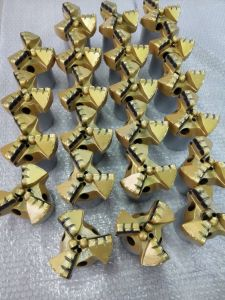 60mm Flat Profile PDC Drill Bit pictures & photos