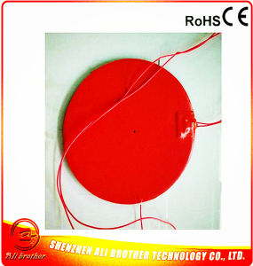 Silicone Heater for 3D Printer 220V 250W Diameter 200*1.5mm