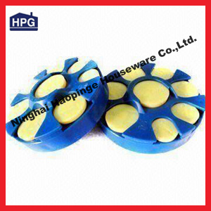 Plastic Material Euro Coin Collector for Blind Person