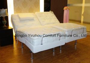 Split Electric Adjustable Bed Vibration Massage (comfort 200A) pictures & photos