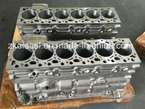 Factory Supplying 4946586/4991099/5302096/4955412/3971683/3971950/3971683/4994639 Qsb6.7 & Isd6.7 Engine Cylinder Block pictures & photos
