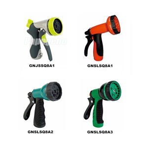 Hot Sale Garden Metal 7 Function Hose Nozzle pictures & photos