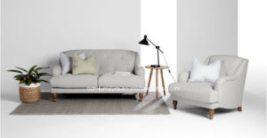 Good Quality Modern Simple Cheap Fabric Sofa pictures & photos