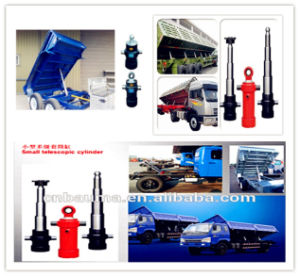 Single Acting Hydraulic Cylinder for Tipper/Dump Truck pictures & photos