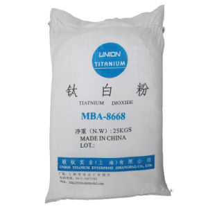 Anatase Titanium Dioxide for Painting (MBA8668) pictures & photos