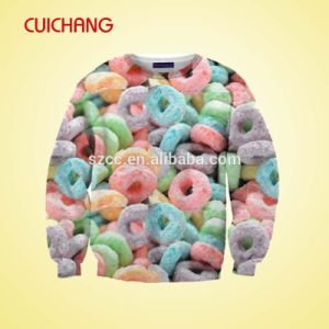 Custom Sublimation Sweatshirt for Wholesale pictures & photos