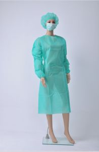 Disposable Isolation Gown (RSG SERIES) pictures & photos