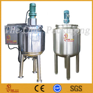 High Viscosity Liquid Mixing Tank/Cream, Paste Mixer/Stainless Steel Mixer Tank pictures & photos