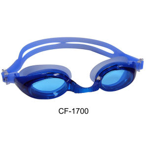 Silicone Swimmng Goggles (CF-1700) pictures & photos
