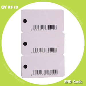 3in1 Luggage Tag, Loyalty Key Cards for Supermarket System (GYRFID) pictures & photos