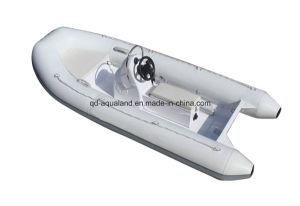 Aqualand 11feet 3.3m Rib Motor Boat/Rigid Inflatable Boat9rib330) pictures & photos