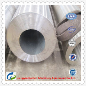 Hot Rolled St52 Steel Seamless Hollow Bar pictures & photos