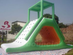 Big Inflatable Floating Water Slide for Water Park (WS11)
