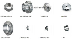 Instrument Connectors Gauge Male Fitting Adapter pictures & photos