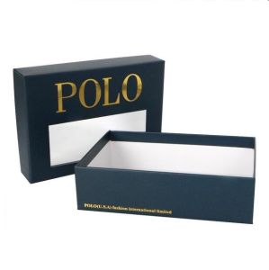 Custom Design Fashion Elegant Shirt Packaging Box pictures & photos