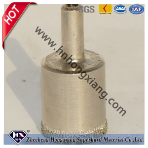 Small Size Diamond Coated Drill Bit Electroplated Tile Core Drill Bit pictures & photos