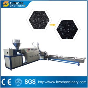 PVC Flakes Recycling Granulating Machine pictures & photos