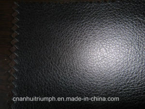 1.3mm R-83 PU Leather for Shoes pictures & photos