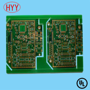 Panel High Precision PCB with Two Boards pictures & photos