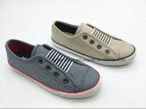 Promotion Sale Kids Shoes with Rubber Sole (ET-LH160273K)