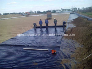2016 Hot Sale Geomembrane Pond Liner for Dam pictures & photos