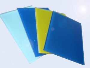 Silk Screen-Printed Glass