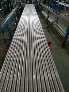 TP304 A249 Welded Stainless Steel Pipe pictures & photos