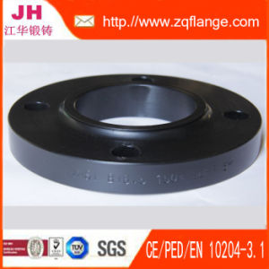 Forged Steel Flange of Black JIS 10k Pl pictures & photos