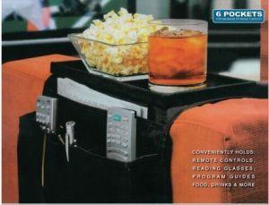 6 Pocket TV Sofa Arm Rest Organizer pictures & photos