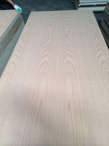 Factory-Crown Natural Red Beech Plywood in 4.8mm and 15mm pictures & photos
