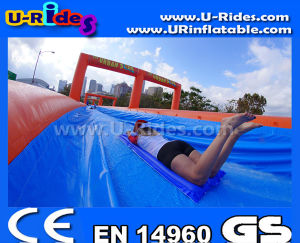 300m Giant Inflatable Slip N Slide Inflatable City Slide Inflatable Water Slide For Event pictures & photos