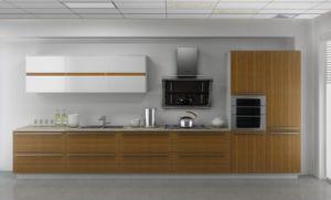 Custom Made L-Shaped Melamine Kitchen Furniture