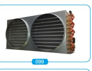 Copper Tube Aluminium Fin Heat Exchanger pictures & photos