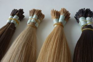 100% Human Hair Mini Tip Hair Extensions with Best Quality pictures & photos