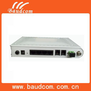 ONU with 4 Fast Ethernet