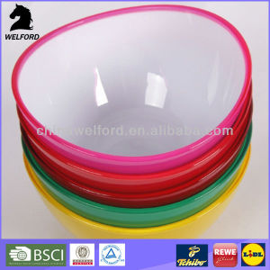 BSCI Audit Plastic Salad Bowl Sets pictures & photos